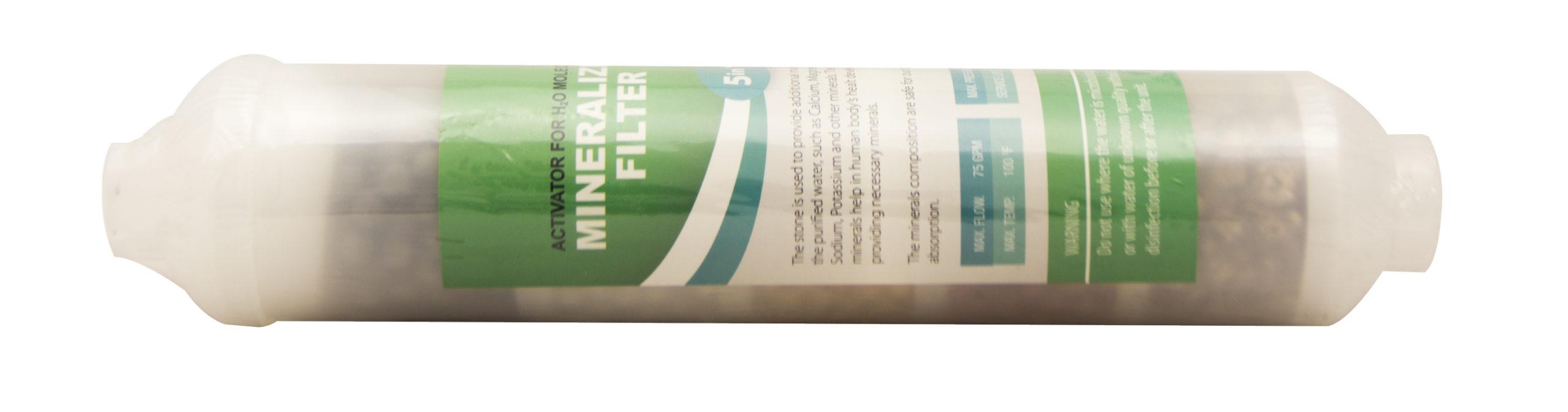 Mineralisierungsfilter